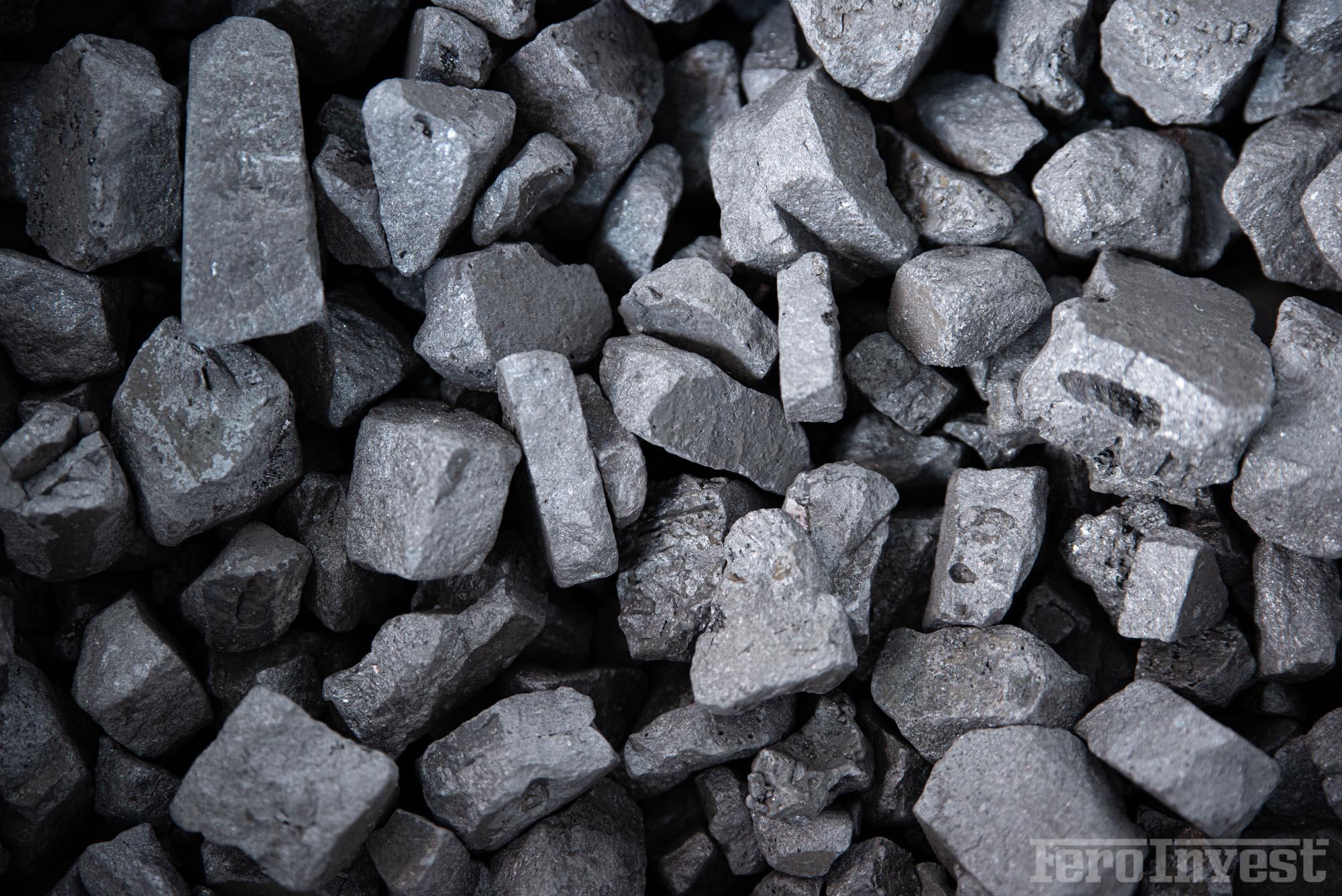 Ferroalloys for sale
